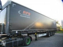 Fliegl tautliner semi-trailer Gardine Standard, 1.Lift, Alu-Felgen
