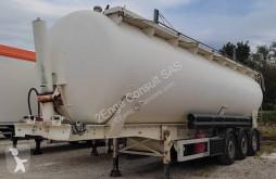 Návěs Feldbinder 52000 cisterna práškový použitý