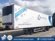 Jumbo mono temperature refrigerated semi-trailer TO 200 SE