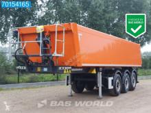 Kässbohrer XS 24m3 Alu-kipper Liftachse BPW semi-trailer used tipper