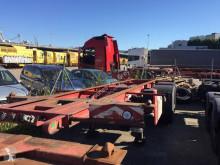 Guillen container semi-trailer