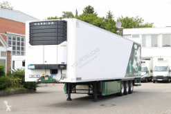 Lamberet Carrier Maxima 1300/LBW/FRC/BPW/Alu-Boden semi-trailer used refrigerated