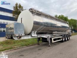 Semiremorca cisternă Van Hool Food 36000 Liter, 3 Comp, Tipping System