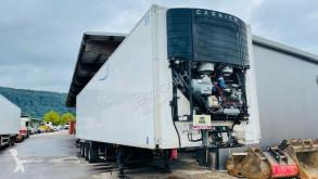 Semi remorque frigo Samro ST39, Carrier Vector, LBW, BPW, Luft