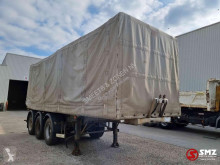 Titan tarp semi-trailer Oplegger