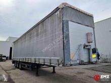Semi reboque Schmitz Cargobull Oplegger cortinas deslizantes (plcd) usado