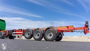 Nova container semi-trailer 20 30 40 45 ft CONTAINER TRAILER