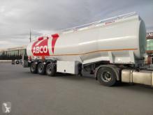 Semi remorque citerne produits chimiques Nova FUEL OIL TANKER TRAILER