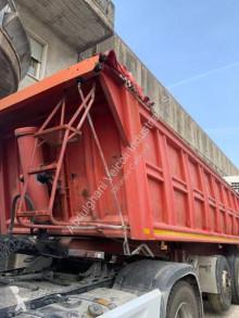 Minerva tipper semi-trailer
