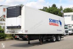 Semi remorque frigo mono température Schmitz Cargobull CM 1300/LBW/Strom/Alu-Boden/blume