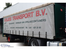 Semirremolque Pacton THD120, 790cm Long, BPW, Slidingroof, Truckcenter Apeldoorn lonas deslizantes (PLFD) usado