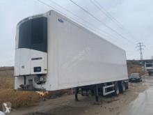 SOR refrigerated semi-trailer IBERICA S2E FRIGO 2 EJES