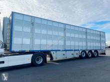 Pezzaioli livestock trailer semi-trailer 3 étages