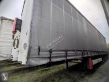 Sættevogn Krone Non spécifié glidende gardiner brugt