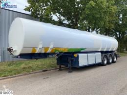 LAG Fuel 51200 Liter, 6 Compartments semi-trailer used tanker