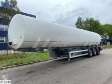 Semi remorque citerne LAG Fuel 50300 Liter, 5 Compartments