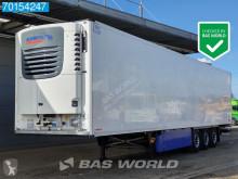 Schmitz Cargobull TKM Palettenkasten Blumenbreit FRC semi-trailer used mono temperature refrigerated