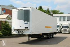Semi remorque frigo Schmitz Cargobull TK SLX 400/DS/2,7h/SAF/Alu-Boden/7cm Wand