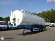 Semi remorque citerne alimentaire LAG Powder (food) tank alu 63 m3 / 1 comp (tipping)