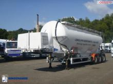 Návěs Feldbinder Powder tank alu 50 m3 + engine/compressor cisterna použitý