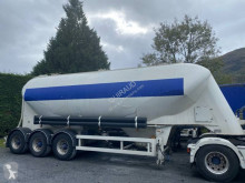 Spitzer powder tanker semi-trailer HORIZONTALE 37M3
