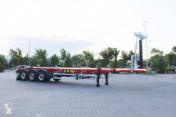 Semiremorca Nova 20 FT 40FT TIPPING CONTAINER TRAILER transport containere noua