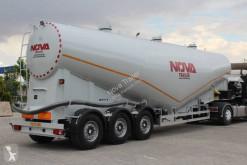 Semiremorca Nova CEMENT BULK SEMI TRAILER cisternă transport pulverulent noua