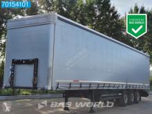 Kögel S24-1 Edscha SAF-Achse semi-trailer used tautliner