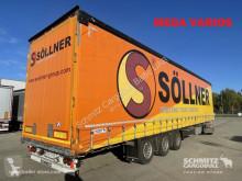 Schmitz Cargobull Varios Semitrailer Curtainsider semi-trailer used tautliner