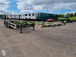 Van Hool container semi-trailer S/00101 Container chassis