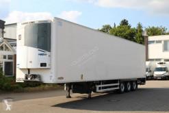 Chereau refrigerated semi-trailer TK SLX 400 / LBW / DS / 2,8h / SAF / FRC / Tür