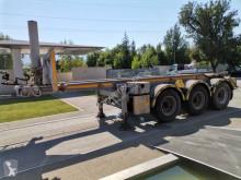 Menci MENCI semi-trailer used container