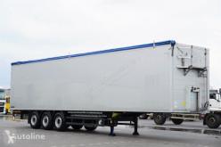 Semirimorchio Schmitz Cargobull / RUCHOMA PODŁOGA / 92 M 3 / OŚ PODNOSZONA