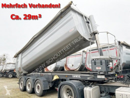 Semi remorque Carnehl CHKS34/HS CHKS34/HS, Stahlmulde ca. 29m³, HARDOX, Liftachse, mehrfach Vorhanden! benne occasion
