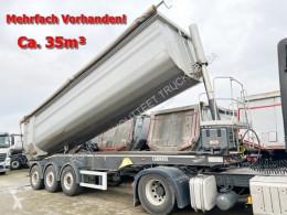 Carnehl tipper semi-trailer CHKS34HG CHKS34HG, Stahlmulde ca. 35m³, HARDOX, Liftachse, mehrfach Vorhanden!