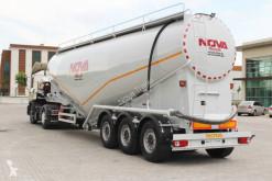 Semiremorca Nova CEMENT BULK SEMI TRAILER 2021 cisternă transport pulverulent noua