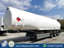 LAG tanker semi-trailer 45.600 LTR FUEL 5 comp. counters
