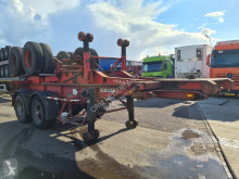 Semirimorchio POCK 20 Container chassis 20ft. / Steel suspension portacontainers usato