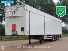 Semirimorchio Kraker trailers CF-Z 6mm Floor Liftachse SAF Off-Road Achse fondo mobile usato