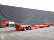 Nooteboom heavy equipment transport semi-trailer EURO-107-24 / PENDEL / 2 BED 4