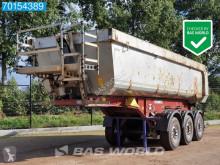 Félpótkocsi Schmitz Cargobull SGF*S3 24 m3 Liftachse Stahl-Mulde használt billenőkocsi