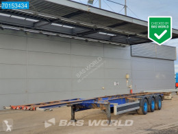 System Trailers container semi-trailer COS 27 45ft.BPW-Achse