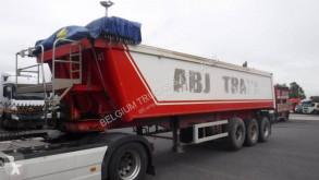 MOL half-pipe semi-trailer 27m3