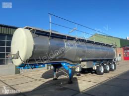 Sættevogn Burg BPO 12-24Z | 3 Kammers | TUV citerne brugt