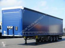 Semi remorque savoyarde Schmitz Cargobull CURTAINSIDER/STANDARD/LIFTED AXLE/XL CODE /