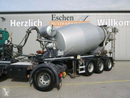 Semiremorca Stetter AM10 FHAC Mischauflieger 10m³*Lift*BPW betoniera cu rotor/ Malaxor second-hand