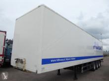 Semi remorque fourgon Spier SGL390, Closed box
