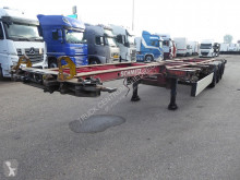 Schmitz Cargobull container semi-trailer 1x20/2x30/1x40/Highcube, 45 ft