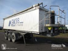 Langendorf tipper semi-trailer Kipper Alukastenmulde 23m³