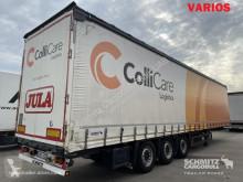 Semiremorca Schmitz Cargobull Varios Semitrailer Curtainsider obloane laterale suple culisante (plsc) second-hand